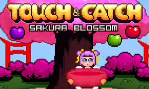 Touch and Catch Sakura Blossom